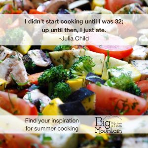 Summer Cooking Feature