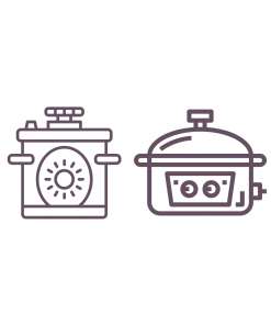 Slow Cookers and Electic Pressure Cookers
